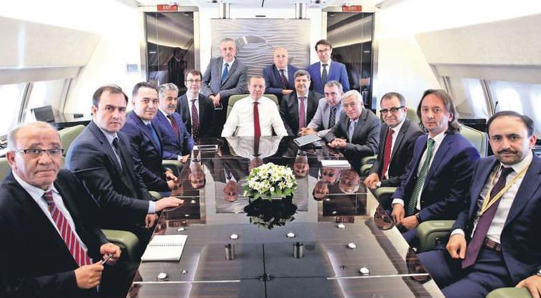 Erdoğan: Öcalan'la hükümet değil MİT görüşebilir