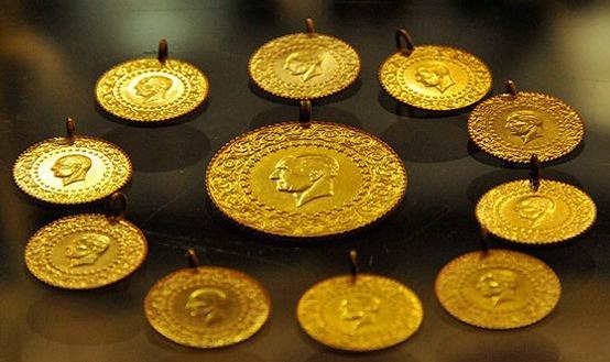 Altın fiyatları son 8 ayın zirvesinde
