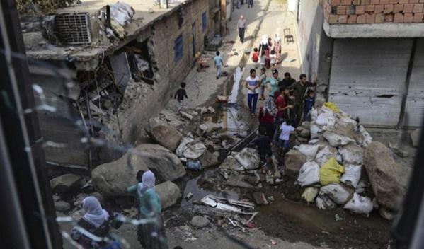 Cizre'de 12 PKK'nın cesedi bulundu