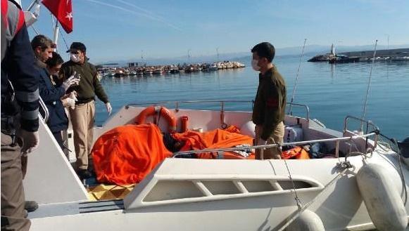 Merkel Ankara'dayken 24 mülteci daha öldü