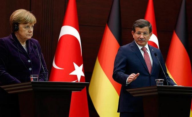 Türkiye ile Almanya 10 konuda ortak hareket edecek