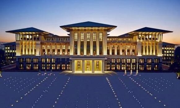 Erdoğan başkanlığında iki saatlik zirvesi