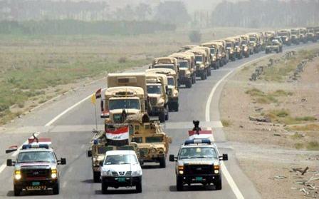 Irak'ta Musul hazırlığı: İlk birlikler Mahmur'a yerleşti
