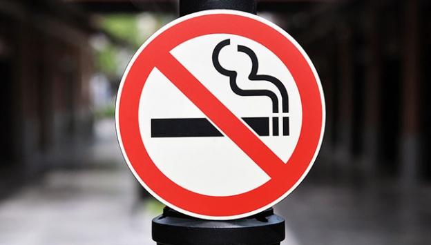 Cami bahçesinde, çocuk parkında sigara yasak