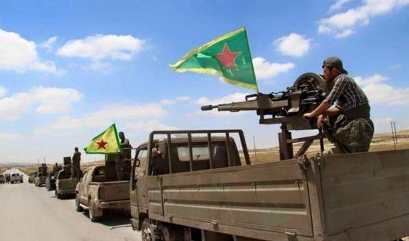Rusya ve ABD'den sonra Esad da YPG'ye silah gönderdi