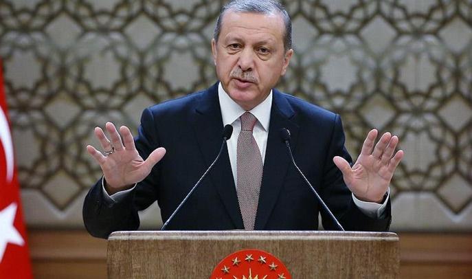 Erdoğan: Ey ABD bizimle misin, PYD ile mi?