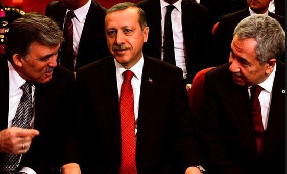 Abdullah Gül devrede