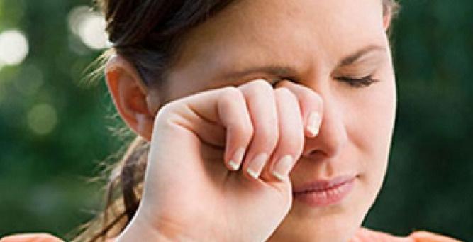 Kış aylarında göz hastalıkları artıyor