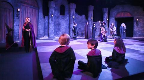 Harry Potter tiyatrosunun kitabı da yayınlanacak