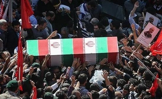 On günde 54 İranlı asker Suriye'de öldürüldü