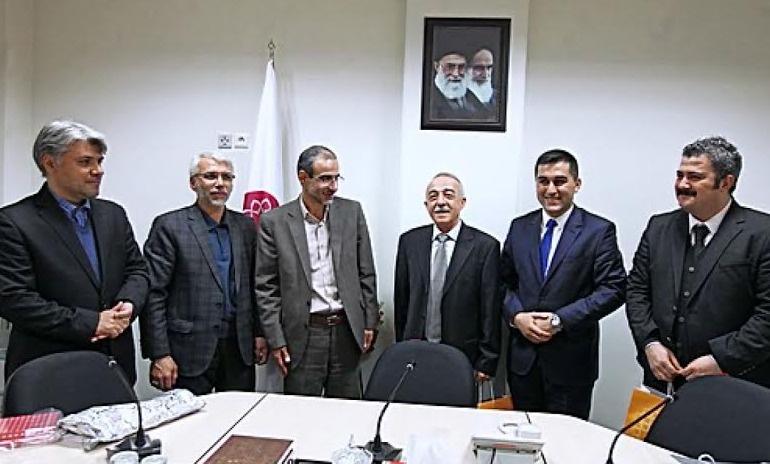 Perinçek ile İran arasında 'TV' anlaşması