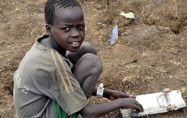 Etiyopya'da açlık krizi tehlikesi