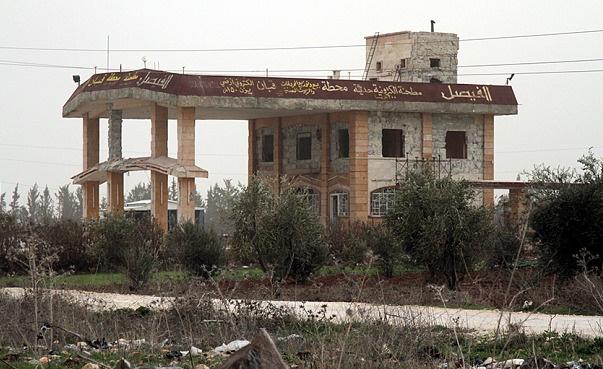 Minniğ Havaalanı YPG'nin eline geçti