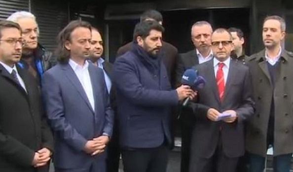 Medya Derneği gazetelere saldırıları kınadı