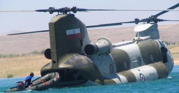 Ege'de Yunan askeri helikopteri düştü