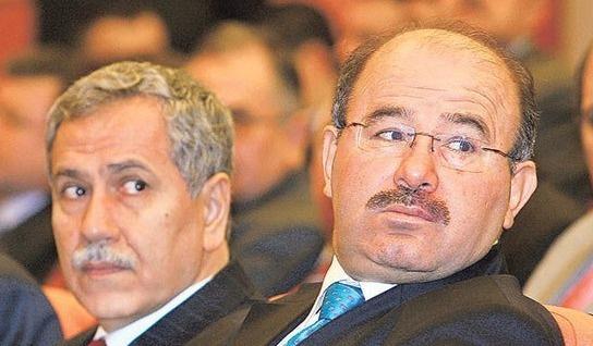 AK Parti'de Arınç ve Çelik'e yeni görevler