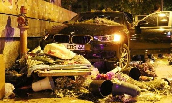 Çiçekçiyi öldüren sürücüye 7 yıl hapis