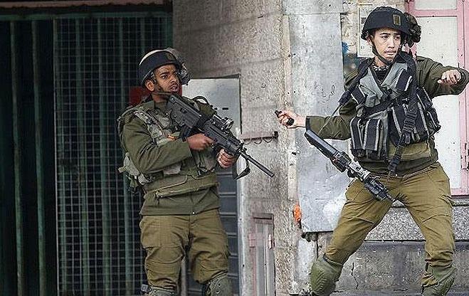 Filistinli genç kızı öldüler