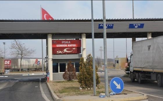 Yunanistan sınır kapıları yeniden açıldı