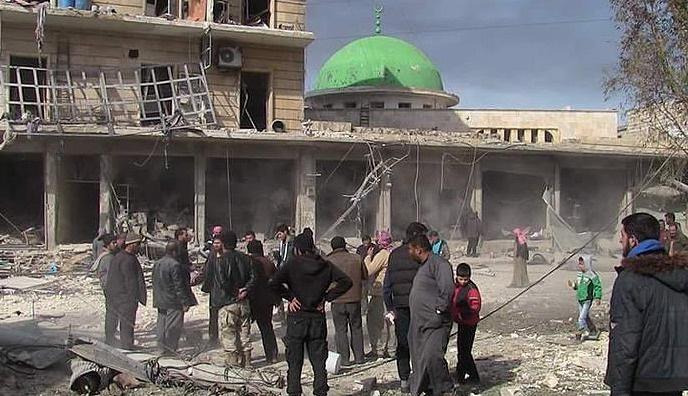 AB'den Rusya'ya Suriye tepkileri arttı