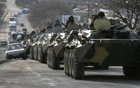 Rusya, Kırım'a asker yığmaya devam ediyor