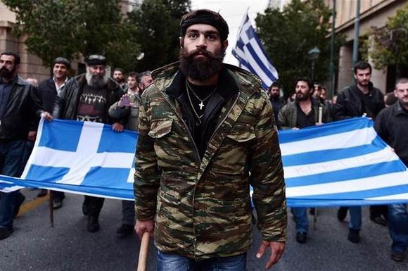 Yunanistan'da çiftçi eylemleri büyüyor