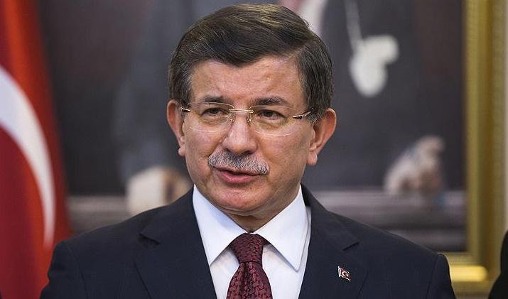 Davutoğlu'dan ilk açıklama: YPG Azez'i boşaltacak