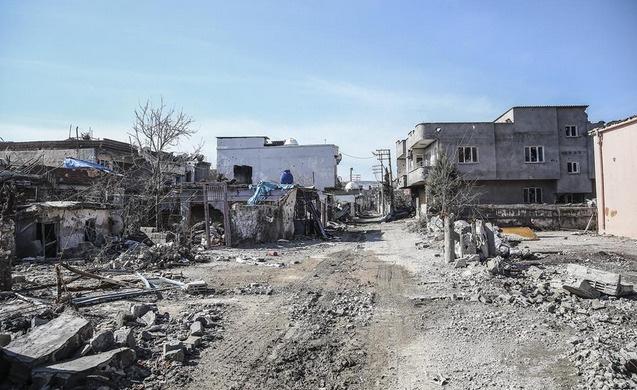 Cizre'de 5 PKK'lı sağ olarak yakalandı