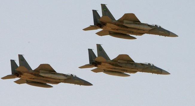 Suudi savaş jetleri İncirlik'te