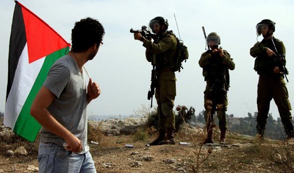 Filistinlilerden Abbas'a, Peres tepkisi