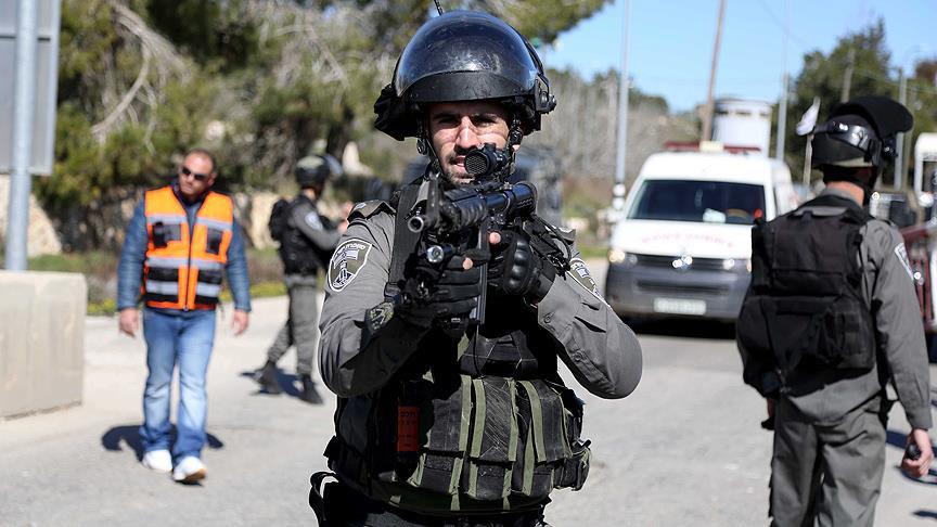 Filistin'den İsrail'in yeni işgal planına tepki