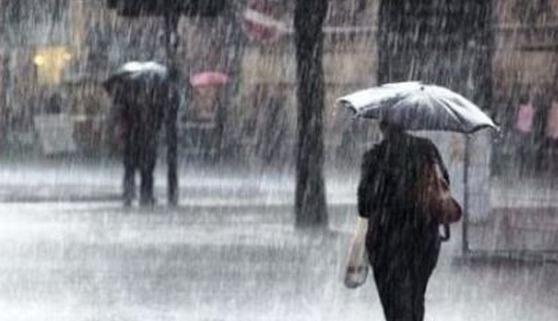 Marmara ve Ege'ye kuvvetli yağış uyarısı
