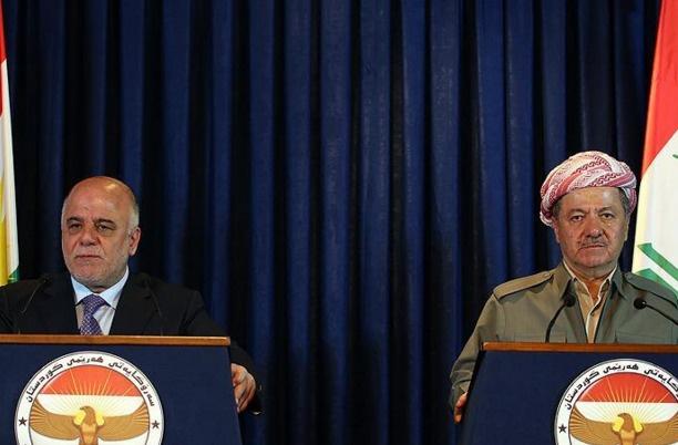 Kürt Yönetimi ile Bağdat anlaştı