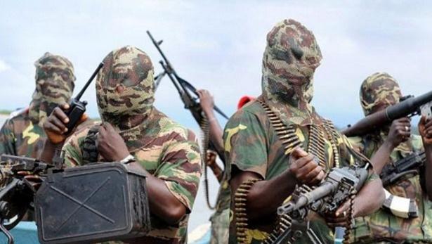 Nijerya'da esir 112 kişi kurtarıldı