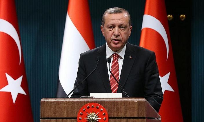 Erdoğan: PYD ve YPG birer terör örgütüdür