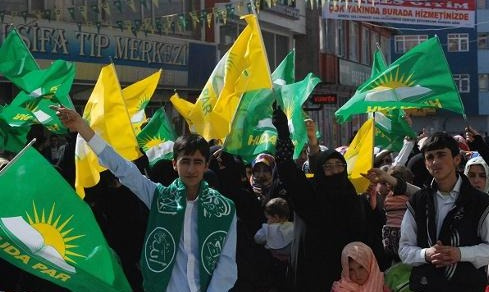 HÜDA PAR'dan PKK'ya: Daha kaç bin insan ölmeli?