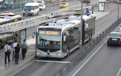 İstanbul'da pazar günü toplu taşıma ücretsiz