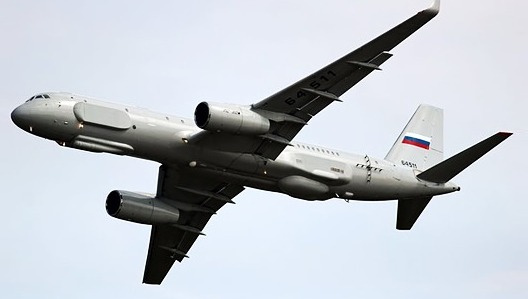 Suriye hava sahası Rusya kontrolünde