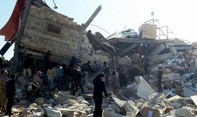 BM'den Rusya'ya: İspatlanırsa savaş suçu