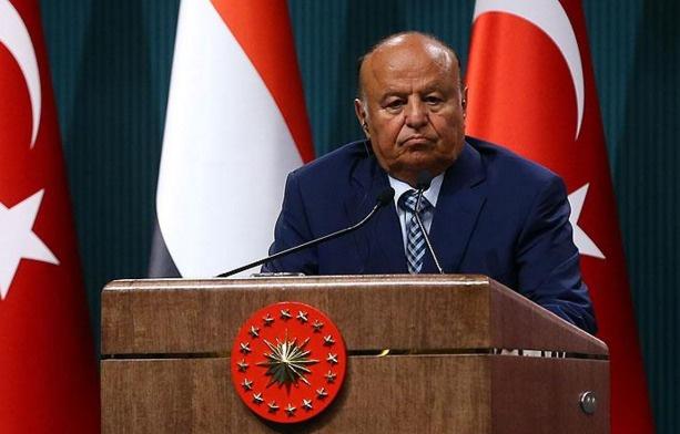 Hadi: Yemen'in yüzde 80'i kontrolümüzde