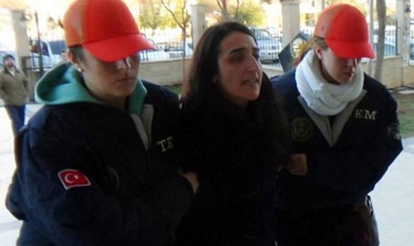 DHKP-C'li canlı bomba tutuklandı