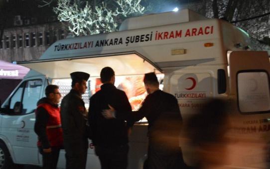 Ankara'da 11 cenaze ailelere teslim edildi
