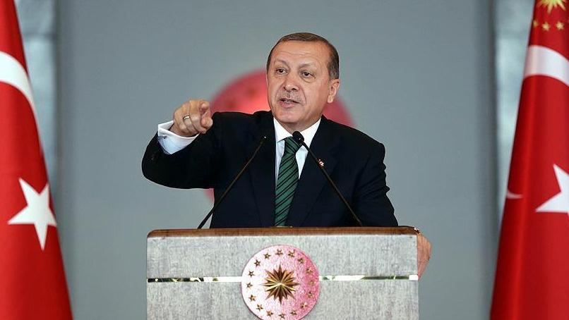 Erdoğan'dan ABD ve BM'ye gönderme