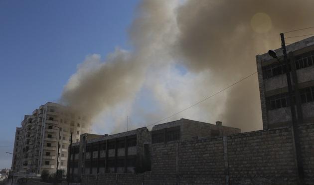 Muhaliflerin Halep Harekâtı başarıyla ilerliyor