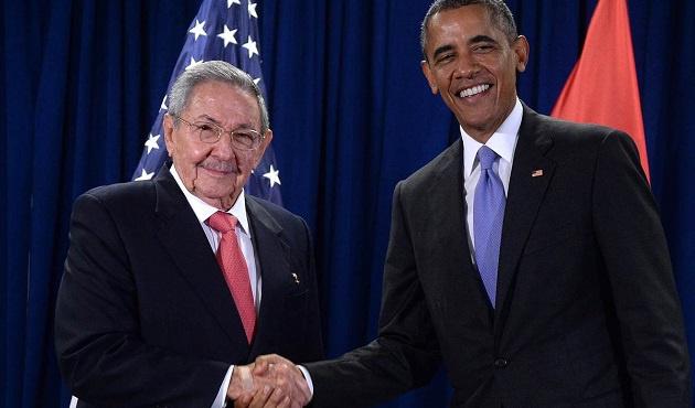 Obama Küba yolcusu