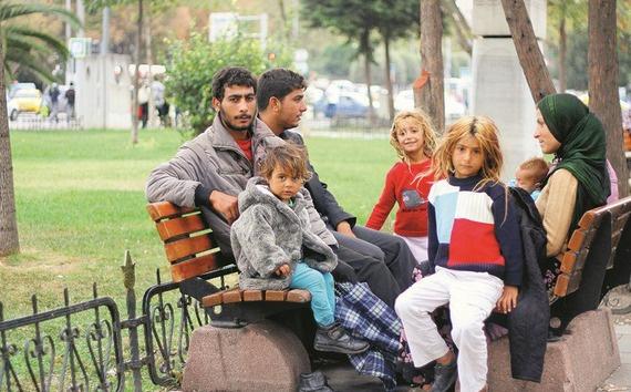 Türkiye'deki Suriyeli sayısı 2 milyon 700 bin oldu