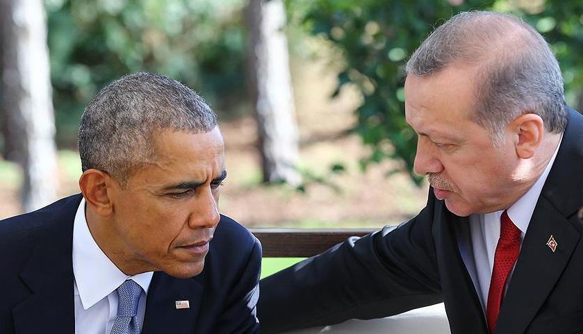 Obama da YPG'nin ilerleyişinden kaygılı