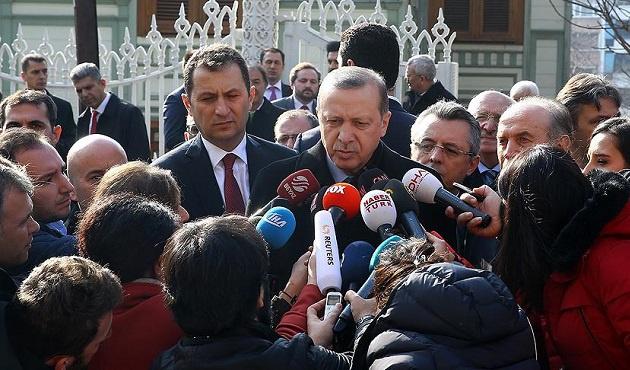 Erdoğan akşam Obama ile görüşecek