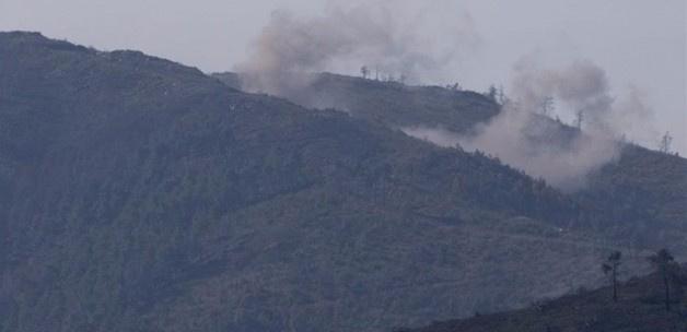 Esad güçleri Kürd Dağı'nı da aldı