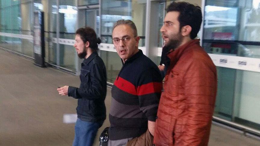 İzmir Havalimanı'nda paralel operasyonu